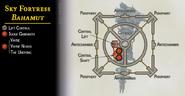 Map 40 Sky Fortress Bahamut