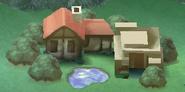 Mist village ios render