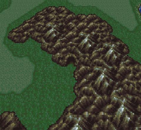 Пещера Горы Полумесяца