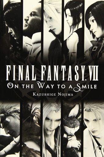 Final Fantasy Vii On The Way To A Smile Final Fantasy Wiki Fandom