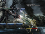 Lightning (Final Fantasy XIII)/Gameplay