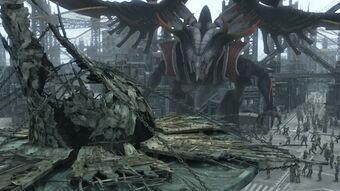 Final Fantasy Vii Advent Children Final Fantasy Wiki Fandom