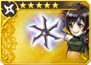 DFFOO Magic Shuriken (VII)