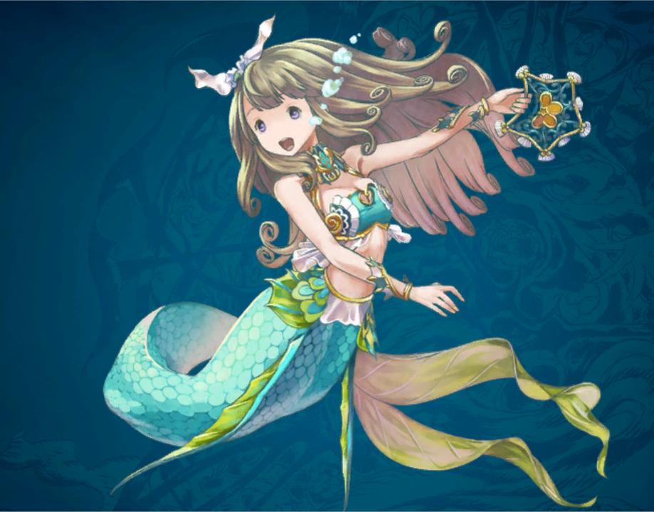 Mermaid (Dimensions II)