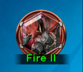 FFDII Ifrit Fire II icon