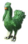 FFXIII2 enemy GreenChocobo