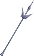 Ice Lance from FFIX weapon render