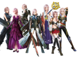 Lightning Returns: Final Fantasy XIII garbs