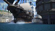 Limsa Lominsa Ship