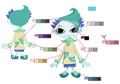 Sagi palette concept for Final Fantasy Unlimited