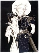 Amano Cloud(?) & Aerith