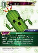 Cactuar 4-058C from FFTCG Opus