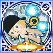 FFAB Sovereign Fist - Snow Legend SSR+