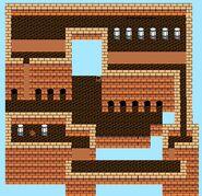 FF II NES - Pandaemonium Fifth Floor