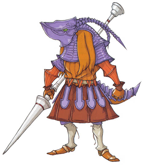 Dragoon (Tactics Advance)