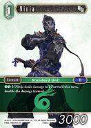 Ninja 2-061C from FFTCG Opus