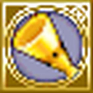 PFF Gold Megaphone FFVII Icon 2.png