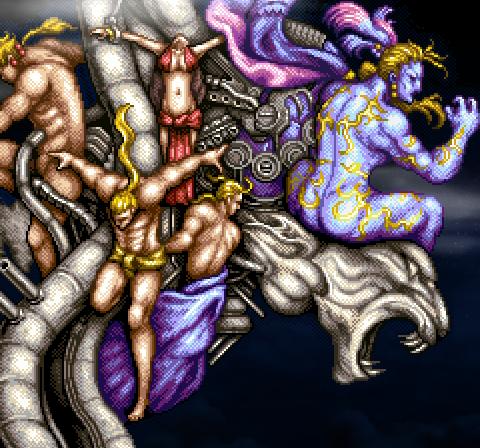 Tiger (Final Fantasy VI enemy)