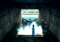 Tomb of the Unknown King watergate opened from FFVIII R