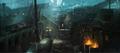 Train Graveyard artwork for Final Fantasy VII Remake