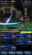 FFBE Cross Slash LB