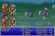 FFII Curse1 All GBA
