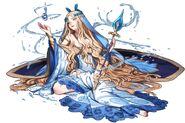 FFLTNS Water Priestess Artwork