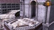 FFT-0 Suzaku Peristylium Terrace
