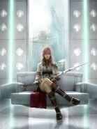 FFXIII Lightning