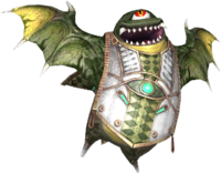 Ahriman is a feral creature in Final Fantasy XIII-2.