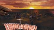 FFX HD Kilika Port Arriving