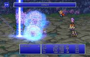 Firion using Ultima III from FFII Pixel Remaster