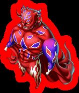 HSR Hellfire Rubicante
