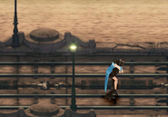 Horizon Bridge from FFVIII Remastered