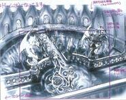 Kuja's Palace FFIX Art 8