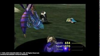"Quistis_Blue_Magic_""LV?Death""_from_FINAL_FANTASY_VIII_Remastered"