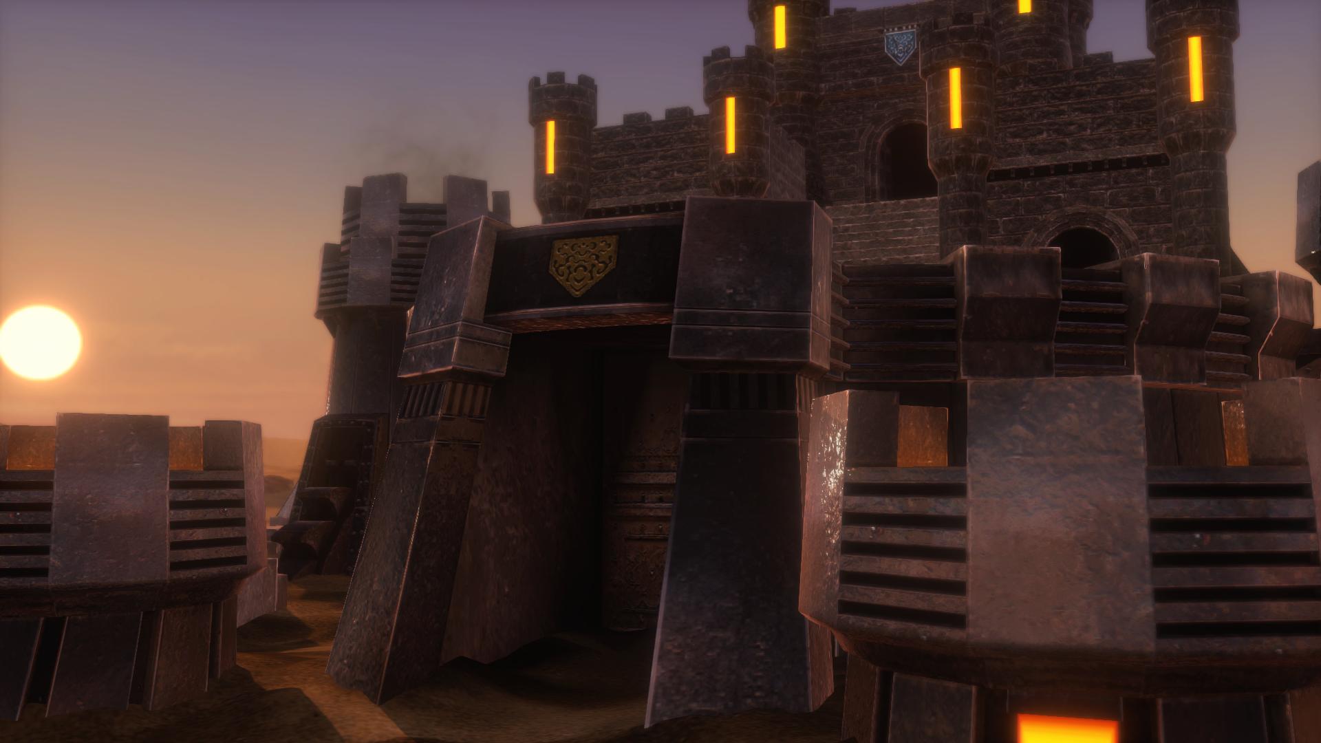 Figaro Castle (World of Final Fantasy)