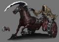 Eligor artwork for FFVII Remake