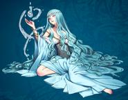 FFDII Aqua Maiden Healara I Signet