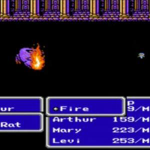 FFIII NES Fire.png