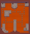 FFMQ Lava Dome Area 11 - Inside
