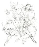 FFVII Challenge (Sketch)