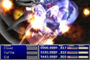 FFVII Mega Flare