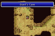 FF Giant's Cave GBA