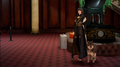 Gentiana and Umbra at Leville in Altissia from FFXV