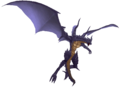 Mario Sports Mix Bahamut model