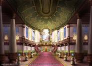 WoFF Castle Cornelia Concept Artwork