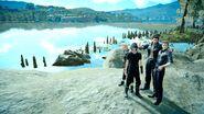 Фотосессия берег озера ФФ15