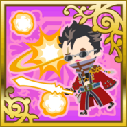 FFAB Shooting Star - Auron SR