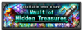 FFBE Event- Vault of Hidden Treasures